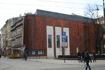 The Pavilion, Krakow