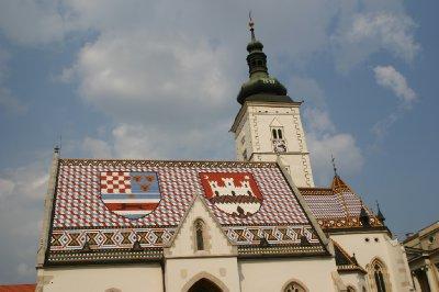 St Mark's Church, Zagreb