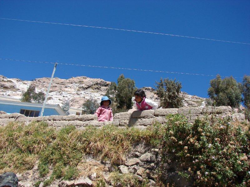 Isla Del Sol (Lake Titicaca)