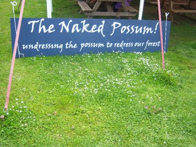 Naked Possum Restaurant