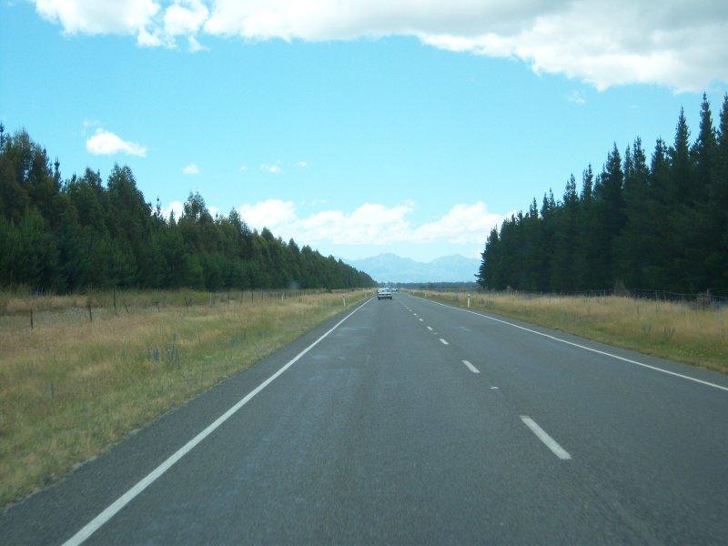 On the road to Inangahua