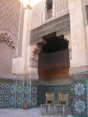Ben Youssef Medrassa, Marrakech