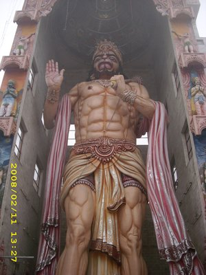 Hanuman Ji - The Most Powerful God of India