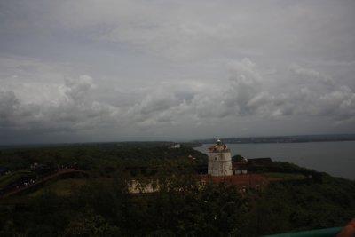 10.0. Fort Aguada