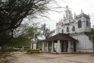 14. St jantico Island Church