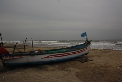 24.1. Fishing Boat Arambol beach