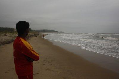 31.1. Lifeguard Mandrem beach