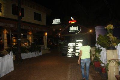 37.0. Dinner at Brittos