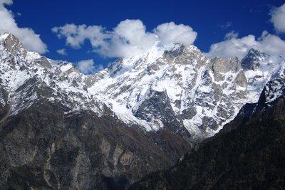 Kinnaur Kailash - Standing Tall