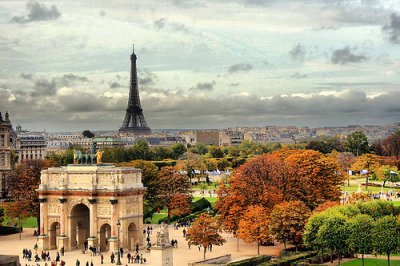 paris autumn