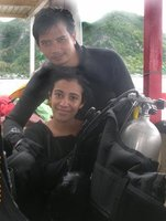 Diving in Gorontalo