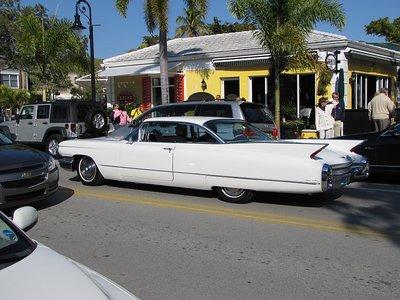 Cruising in Naples Florida