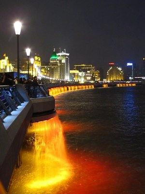 Shanghai Bund