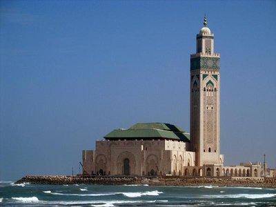 Casablanca Mosque Hassan II