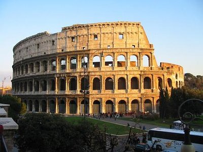 Rome Colloseum