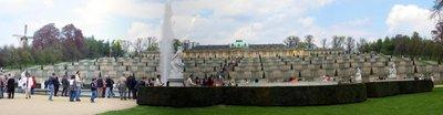 Potsdam, Sanssouci Palace