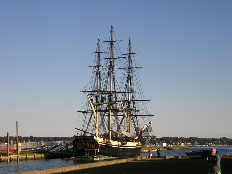 Boston Habor