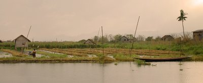 Village Inle Lake Myanamar