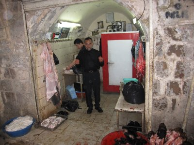 Mardin Butcher