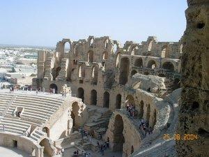 Amphitheatre El Gemma