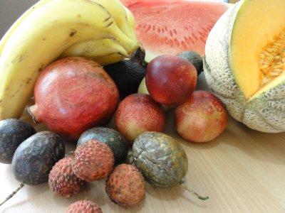 Our fruit bowl