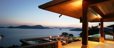 Top luxury holiday home: Part 1 Sri Panwa