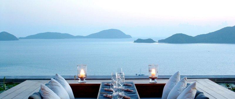 For honeymoon, luxury pool villa in Phuket