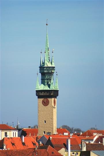 Znojmo Town Hall Tower 1
