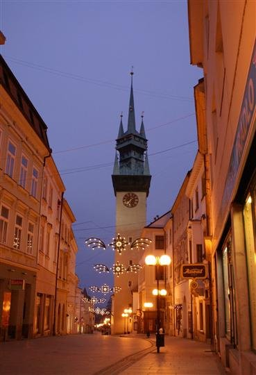 Znojmo Town Hall Tower 2