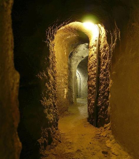 znojmo catacombs 3