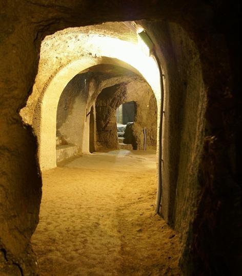 znojmo catacombs 4