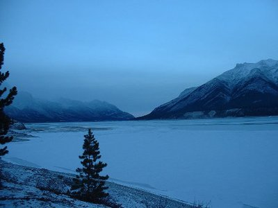 Lake Abraham