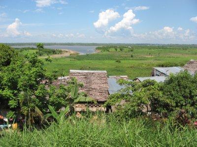 Gegend um Iquitos
