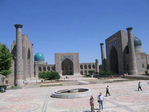 Samarkand/Registan