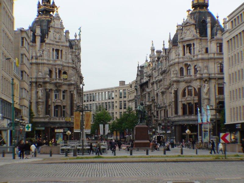 Shopping in Antwerp Belgium
