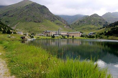 Nuria Sanctuary, Pyrenees