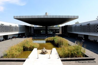 Anthropology Museum, Mexico City