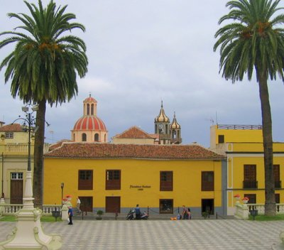 Church at Orotava