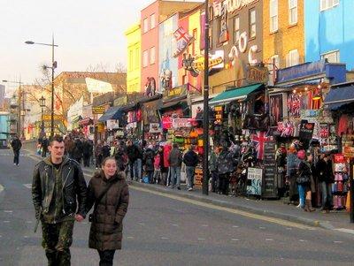 Street in Camden Town