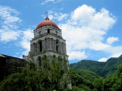 Church at Malinalco