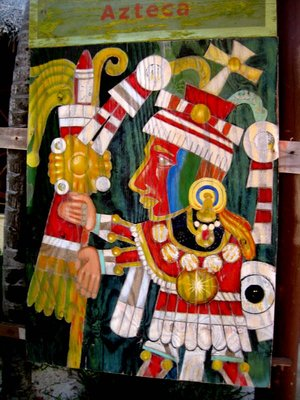 Aztec sign