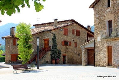 Houses in La Vall de Bianya