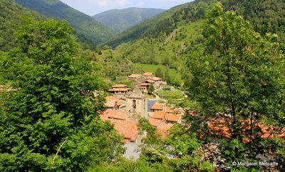 Setcases, a picturesque village nestling in the Pyrenees