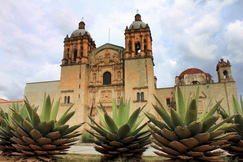 Iglesia de Santo Domingo, Oaxaca