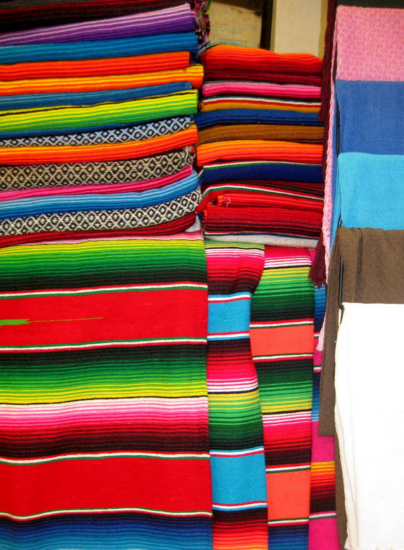 Mexican cloths