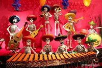 Day of the Dead mariachi band