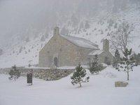 Snow at Nuria