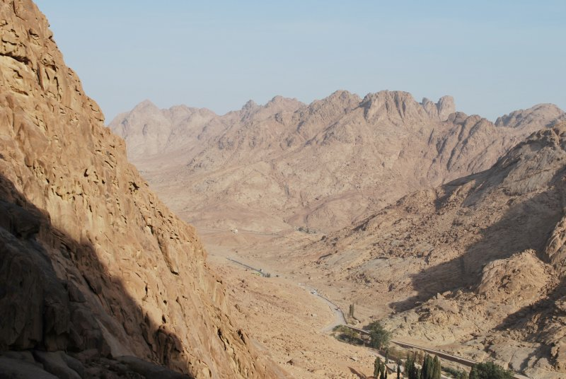 Mountains in Sinai