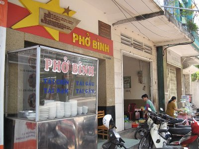 Pho Binh - het geheime hoofdkwartier van de Vietcong