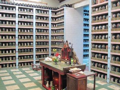 Urnen in Khan Van Nam Vien